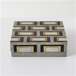 Block Pattern Box