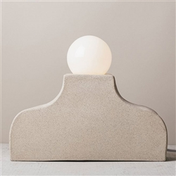 S Pedernal Mesa Table Lamp