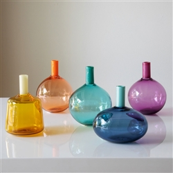 Tube Top Vases