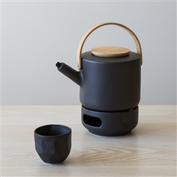 Theo Teapot and Warmer
