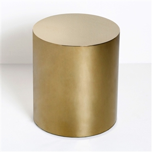 Aubrey Cylinder Side Table