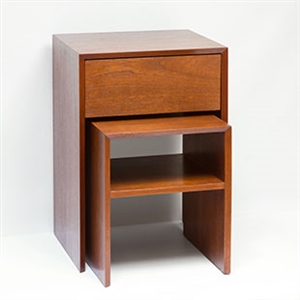 Beveled Face Nesting Tables
