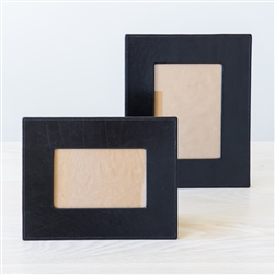 Wide Border Frame Black
