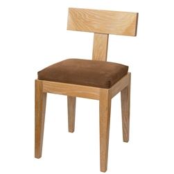 T Back Chair