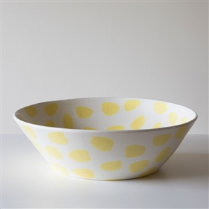 Basin Bowl Yellow