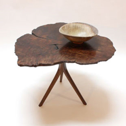 Wishbone Side Table
