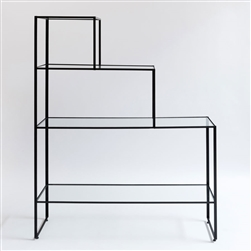 Stepped Etagere