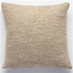 U Koons Metallic Gold Pillow