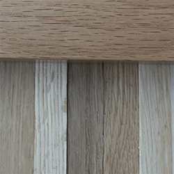 Wood: Natural White Oak