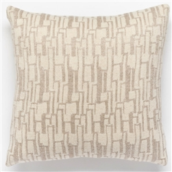Skyline Bone Pillow