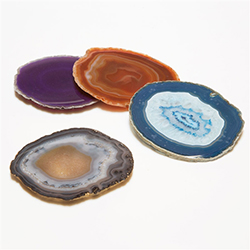 Coasters Multi Agate