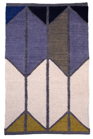 Shapes Rug Grey