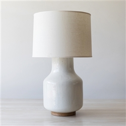 Simone Lamp White