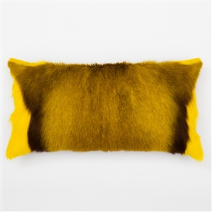 Springbok Pillow yellow