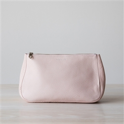 leather pouch nude
