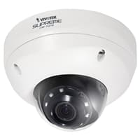Outdoor Network Dome Camera