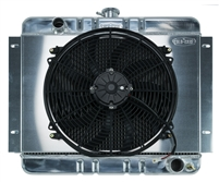 "16"" SINGLE ELECTRIC FAN & ALUMINUM SHROUD"