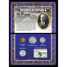 A Tribute to the Protectors of American Freedom - World War I 1914-1918