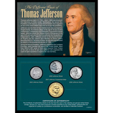 The Different Faces of Thomas Jefferson