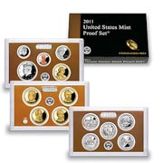 2011 U.S. Mint Proof Set