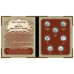 Legend of the Silver Mercury Dime