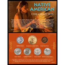 Native American Coin Collection