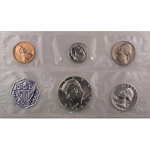 1964	 U.S. Mint Proof Set