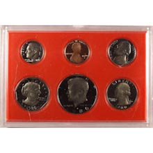 1980	 U.S. Mint Proof Set