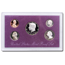 1988	 U.S. Mint Proof Set