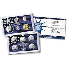 2006	 U.S. Mint Proof Set