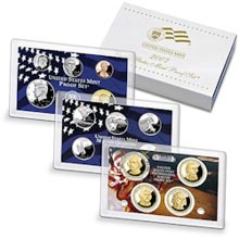 2007 U.S. Mint Proof Set
