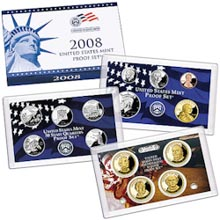 2008 U.S. Mint Proof Set