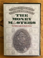 Money Masters DVD - FREE SHIPPING INSIDE THE US