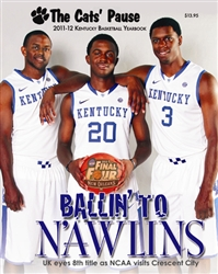 2011-12 Kentucky Basketball Yearbook