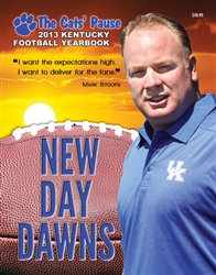 2013 Kentucky Football Yearbook