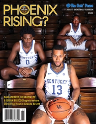 2016-17 Kentucky Basketball Yearbook