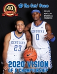 2019-20 Kentucky Basketball Yearbook