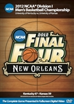 2012 NCAA Title Game DVD