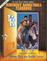 1990-91 Basketball Yearbook