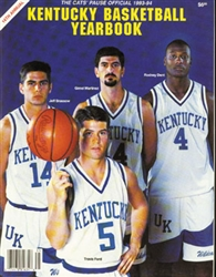1993-94 Basketball Yearbook