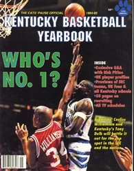 1995 Basketball Yearbook
