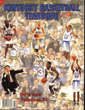 1996 Basketball Yearbook