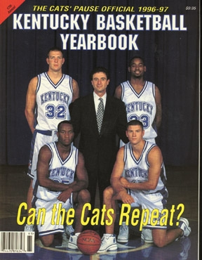 1997 Basketball Yearbook