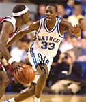 Antwain Barbour Autographed 8X10
