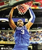Terrence Jones Autographed 8X10 (dunk)