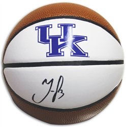 Terrence Jones Autographed Mini Ball