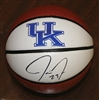 Jodie Meeks Autographed Mini Ball