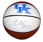 Nerlens Noel Autographed Full Size Basketball