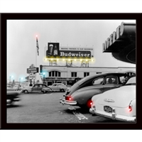 MINI – BUDWEISER BILLBOARD LED PICTURE