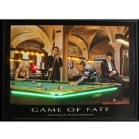 GAME OF FATE NEON/LED
